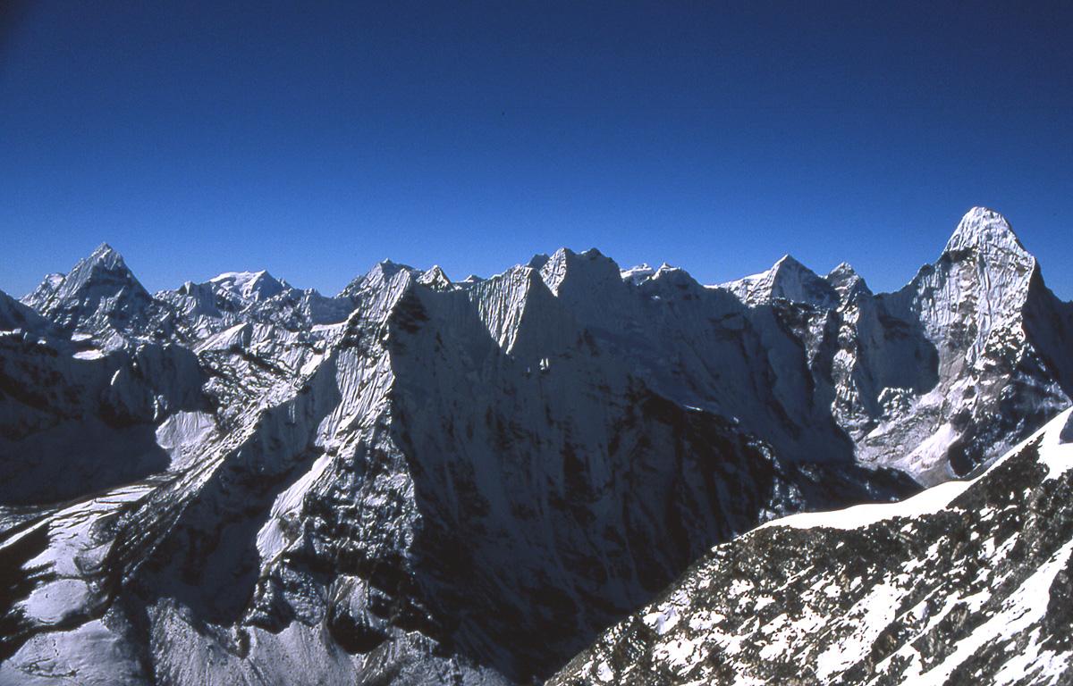 Climb Island Peak Nepal Alpine Ascents International