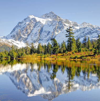 Mount Shuksan Thumb
