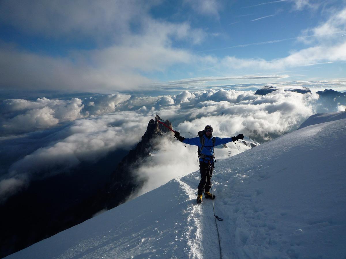 Climb Mont Blanc Mont Blanc Guides Alpine Ascents