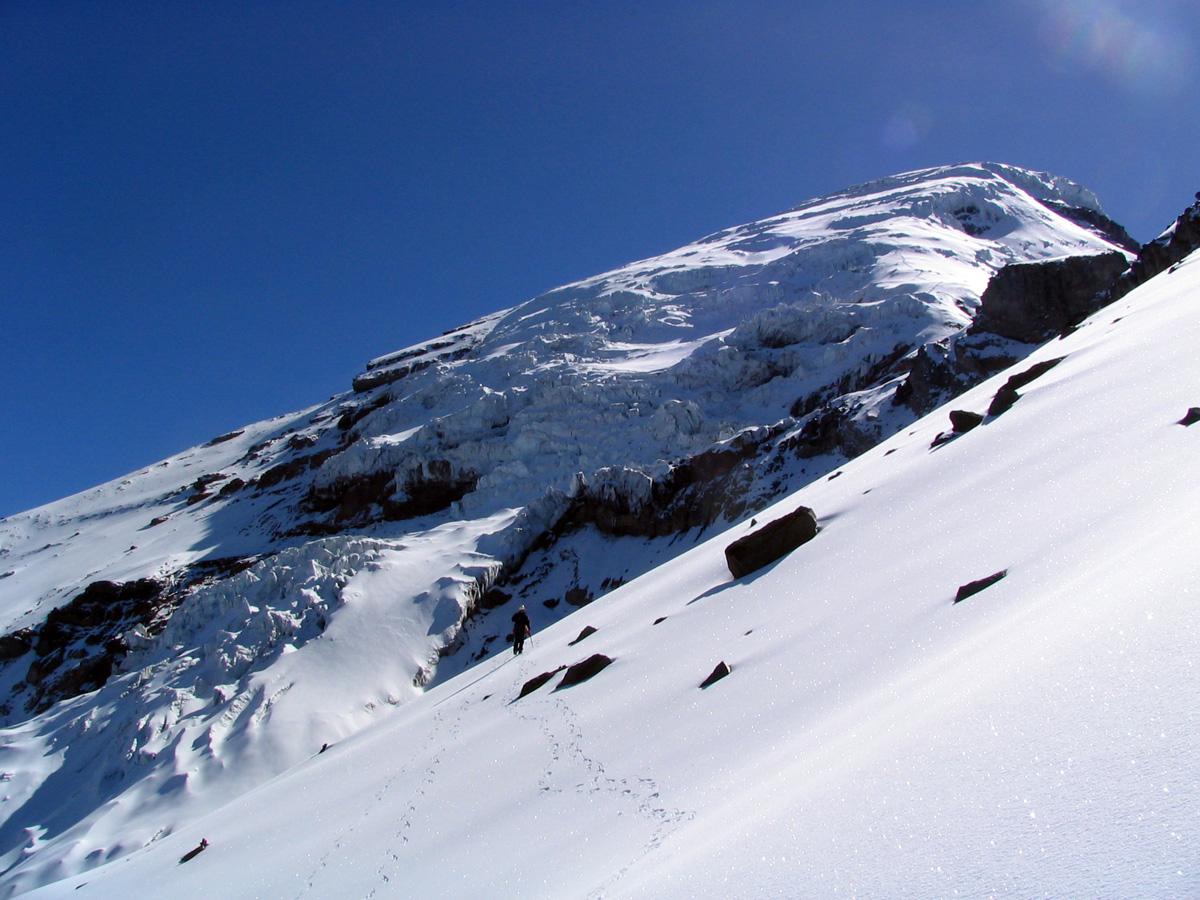 Chimborazo Climb Itinerary, Antisana and Cayambe