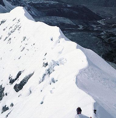 Island Peak Thumb