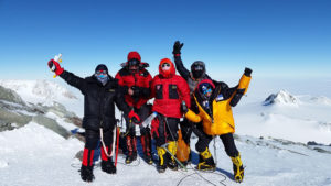 Alpine Ascents Mount Vinson Climb