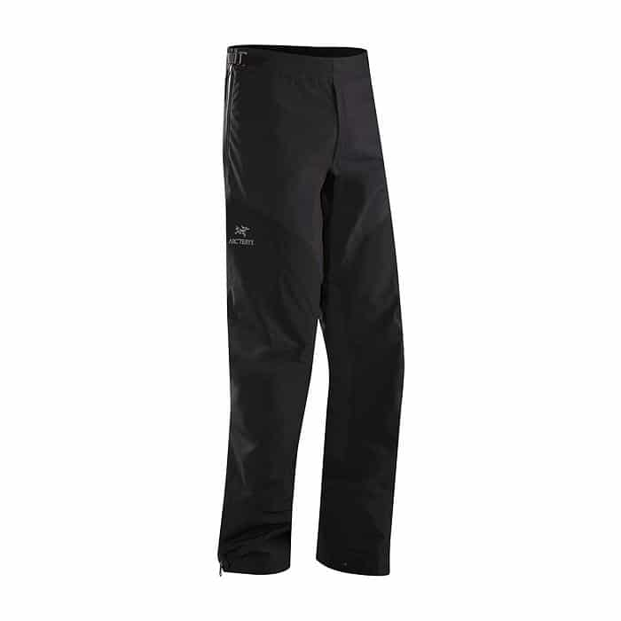 Alpha Sl Pant Black