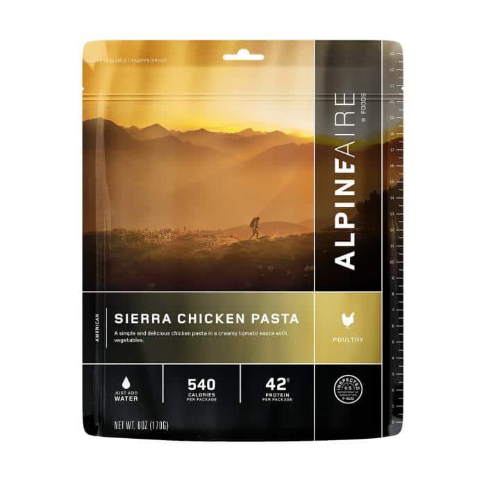 Sierra Chicken Pasta Lg Rgb