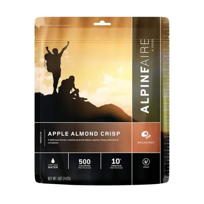 Apple Almond Crisp 2