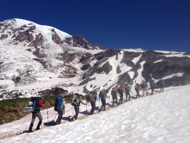 boots for mount rainier: singles or doubles?