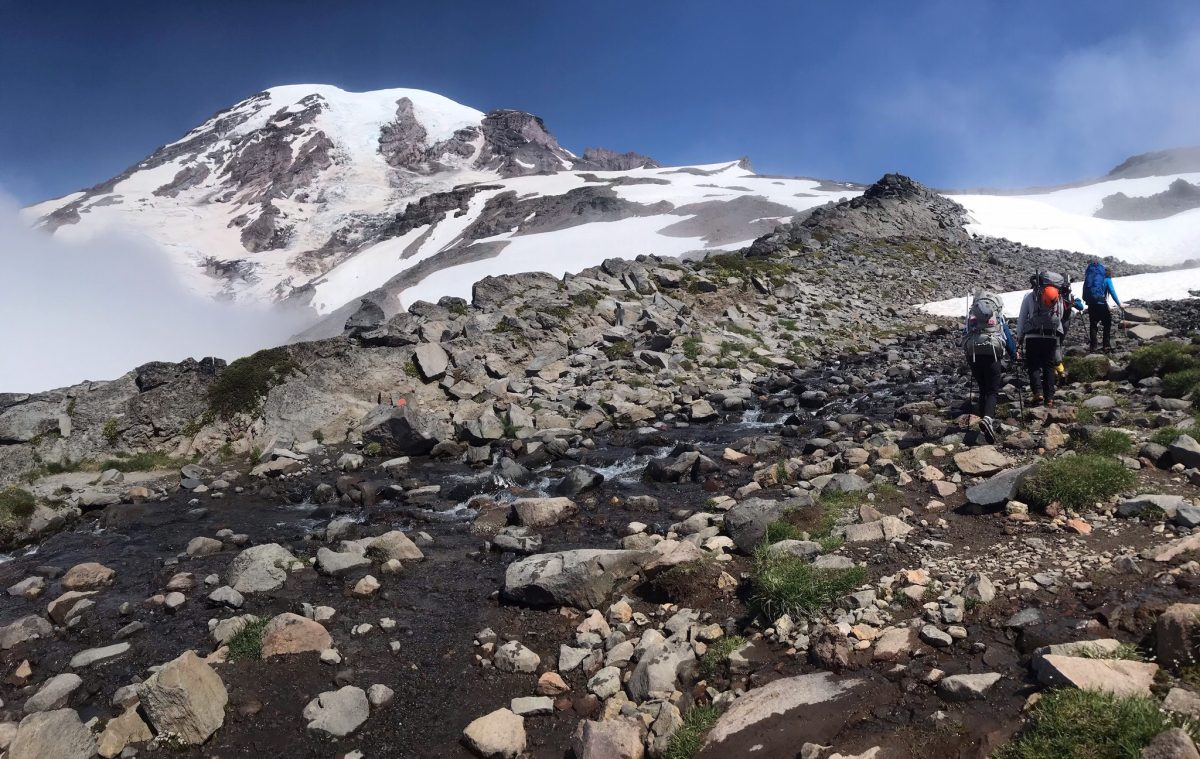7/24 3-day muir:  headed up!