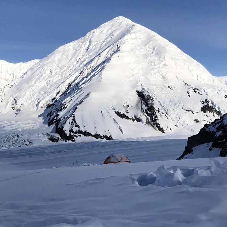 alaska 8 day intermediate mountaineering course