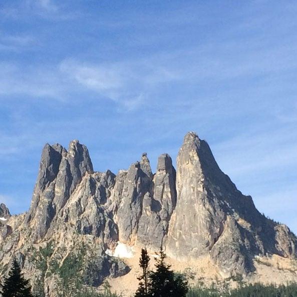 introduction to alpine rock climbing