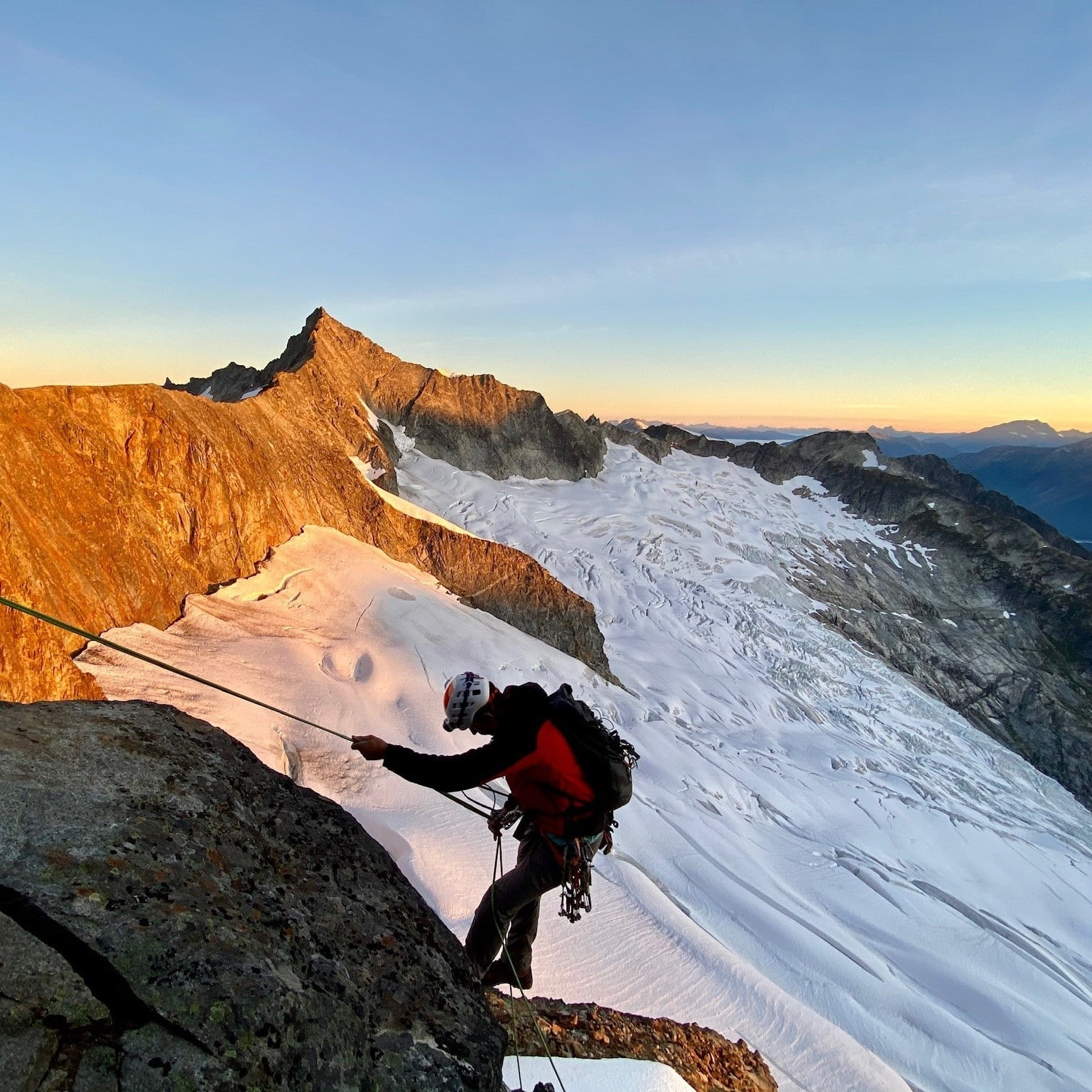 cascades 8 day intermediate mountaineering course