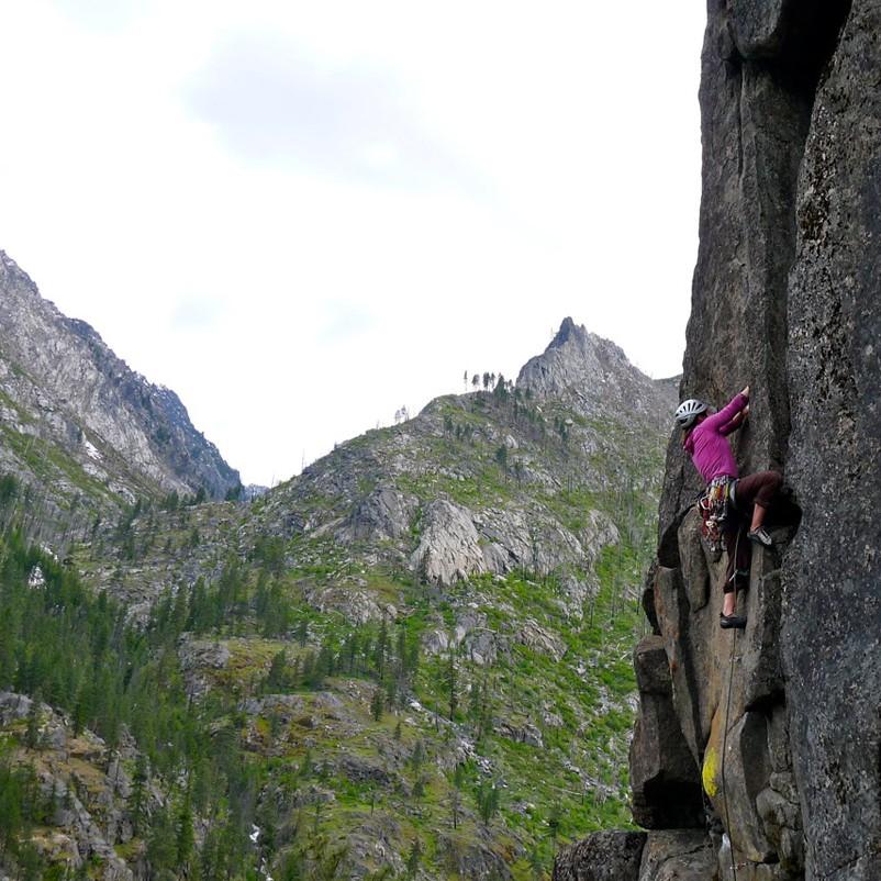 5-day rock climbing course