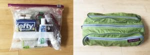 what to bring you your toiletry kit