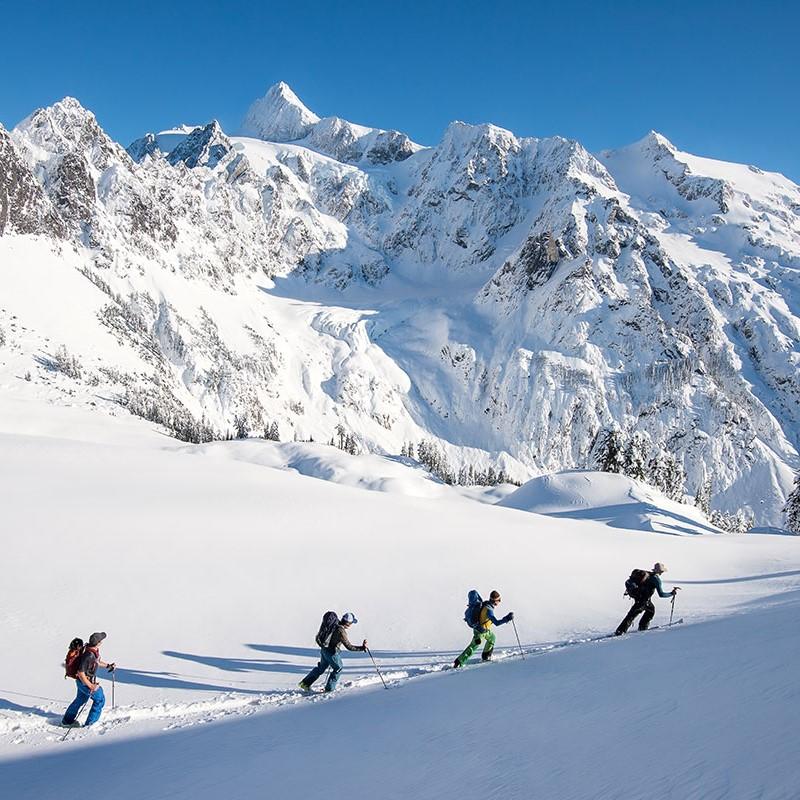 backcountry ski seminar