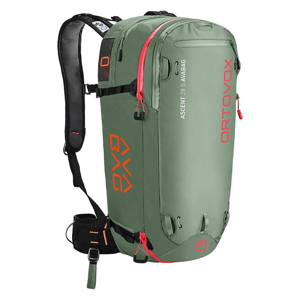 ortovox ascent 28 s avalanche airbag