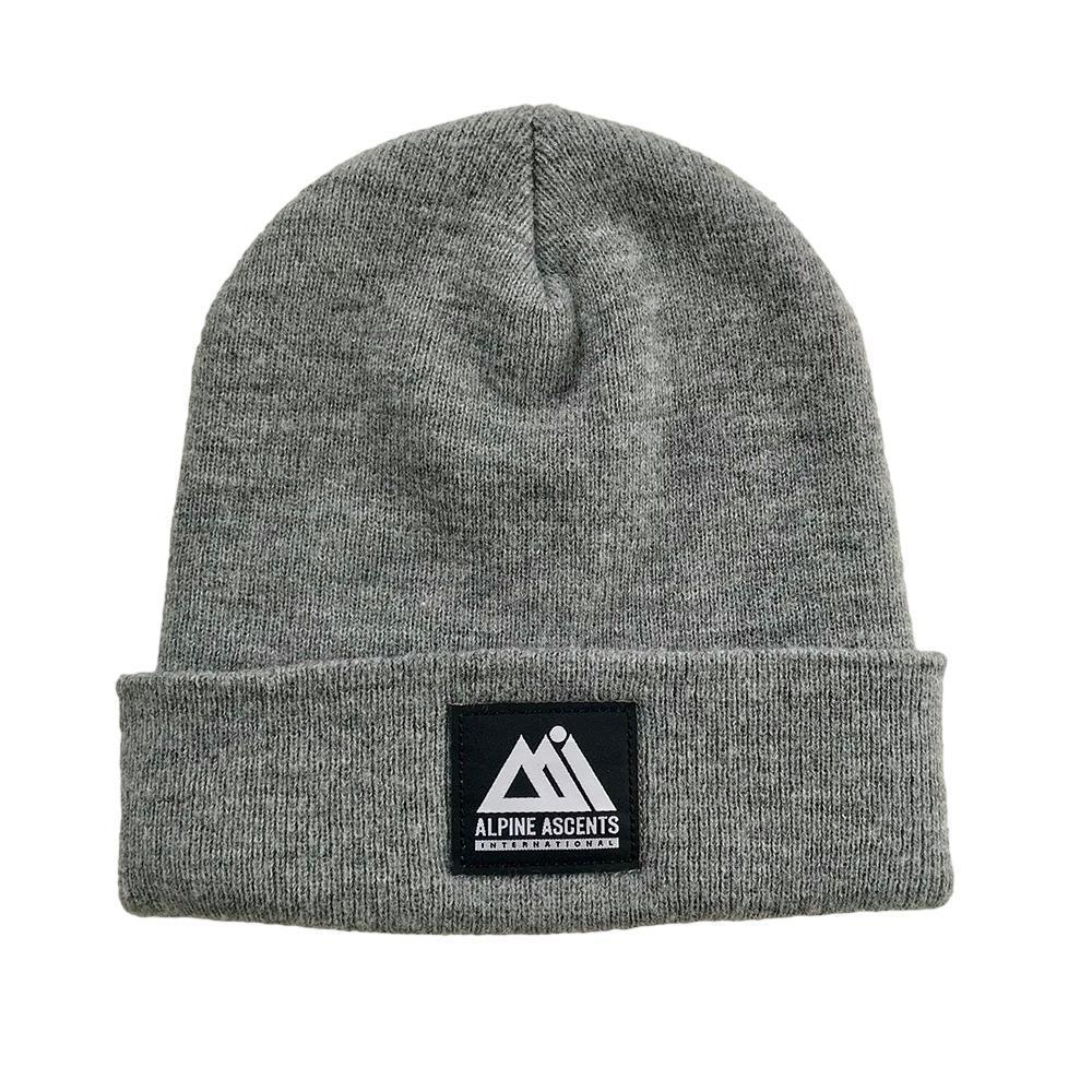 aai logo knit beanie