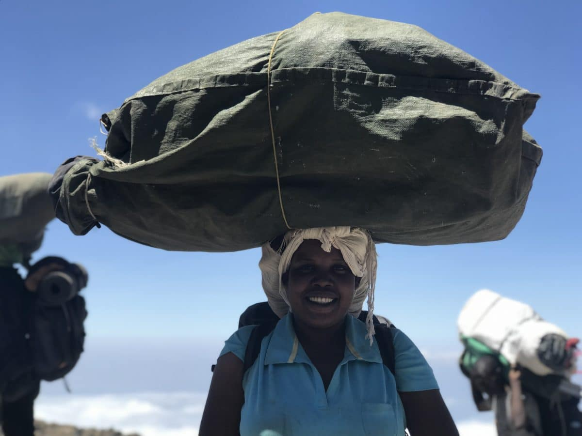 kilimanjaro: a tribute to our tanzanian crew