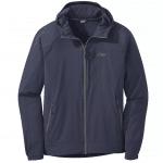 ferrosi hooded jacket men's